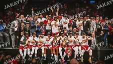 Toronto Raptors 2019 NBA Champions Group Photo High Quality Photo