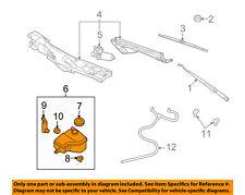 Lincoln FORD OEM Wiper Washer-Windshield Fluid-Reservoir Tank 8W1Z17618A