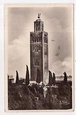 marrakech , koutoubia
