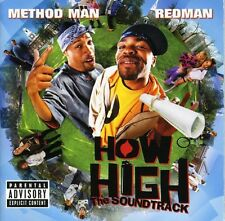 How High - Various Artists (2001, CD NIEUW)