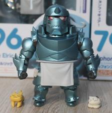 Anime 796# Fullmetal Alchemist Alphonse Elric PVC Action Figure No Box 10cm