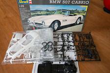 BMW 507 cabrio 1:24 - Revell