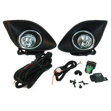 FOR MAZDA 2 M2 2010 2011 2012 2013 2014 Fog Lamp Spot Light Kit Complete Set