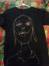 Matthew Gray Gubler Gube-Face Shirt 2012 Size: Small