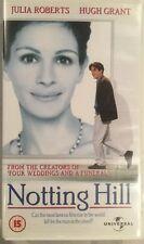 Notting Hill VHS VIDEO CASSETTE TAPE Movie, Film (PAL UK) *NOT DVD*