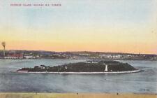 Georges Island, HALIFAX, Nova Scotia, Canada, 1900-1910s, LIGHTHOUSE