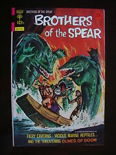 Brothers Of The Spear #8 VF- Dunes Of Doom
