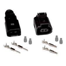 Stecker 2-polig Reparatursatz für VW 1J0973702 1J0973802 Steckverbindung Crimp