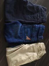 Lot 4t Boys Pants Calvin Klein, Baby Gap