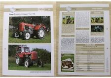 STEYR Traktor Schlepper Typ 185 1955 Weltbild
