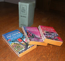Tolkien, JRR: Lord of the Rings Box Set (3 Vols) BLUE!!! HB/DJ Boxed Later