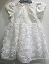 BNWTs Mothercare Robe Blanche Baptême Demoiselle D'honneur Fête 18-24 mois 30 £