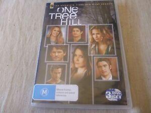 One Tree Hill : Season 9 (DVD, 2012, 3-Disc Set) Region 4  James Lafferty