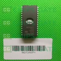 3PCS M27256F1 DIP-28 NMOS 256K 32K x 8 UV EPROM,EPROM DISC BY STM 10/01