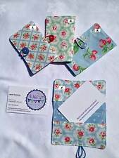 Handmade Cath Kidston Credit Card/Store Loyalty Card/Business Card Purse Wallet