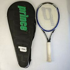Prince Shark Midplus Tennis Racquet - Grip Size 4 5/8 Turbo Expansion System