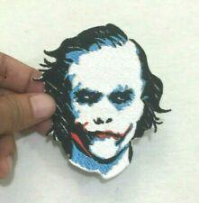 "us seller Batman Joker Embroidered Iron On applique patch "" 1725"