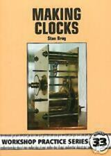 MAKING CLOCKS BOOK WPS 33 STAN BRAY