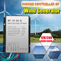 600W DC IP67 Wind Turbine Charge Controller Generator Regulator Tool Waterproof