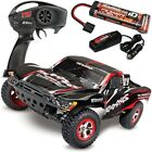 Traxxas 58034-1 Slash 2WD RTR Short Course Truck BLACK w/Battery & Quick Charger