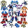 TOBOT Transformer Robot Toy Korean TV Animation Action Figure 20 Different Bots