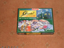 CLUEDO SUPER SLEUTH BY WADDINGTONS 1995 - SPARE PARTS  SET OF 12 ROOM TILES VGC
