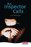 An Inspector Calls (Heinemann Plays For 14-16+) by J.B. Priestley, NEW Book, FRE