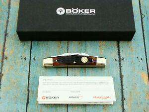 BOKER TREE BRAND GERMANY 110721 BONE FOLDING 4BL CONGRESS POCKET KNIFE KNIVES
