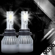 XENTEC LED HID Headlight Conversion kit 9006 6000K for 2000-2000 Saturn LS2