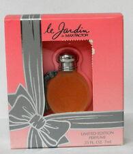 Le Jardin De Max Factor Perfume 0.25oz. 7mL Limited Edition Max Factor