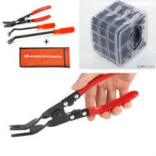 3Pcs Clip Plier Tool & 620Pcs Car Push Pin Rivet Trim Clip Retainer Assortment