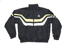 Champion Black Gold College Purdue University Windbreaker Jacket Size XL Nylon 2