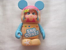"DISNEY VINYLMATION - Cutesters Series Sno Cones Stand  3"" Figurine"
