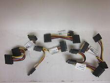 ( Lot of 5 ) Dell Foxconn SATA Power 2:1 Splitter Cables N701D 0N701D