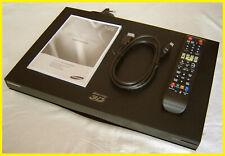 SAMSUNG BD-E8500 3D BLU-RAY  *500 GB HDD*  DIGITAL DVB-C TUNER*WLAN*USB*HDMI*CI+