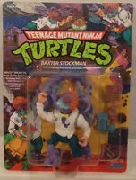 Teenage Mutant Ninja Turtles TMNT 1989 - Baxter Stockman With Brown Swatter MOC