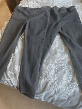 2  X Black Jeggings Size 18