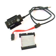 Manhattan Hi-Speed USB 2.0 To SATA/IDE Adapter 179072