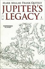 Jupiter's Legacy # 1 Forbidden Planet Variant Cover (1st Print) Image