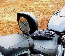 SUZUKI M 800 M800 INTRUDER (2005-2009) STAINLESS STEEL  DRIVER RIDER BACKREST