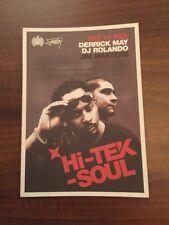 Ministry Of Sound Hi-tek -soul Flyer