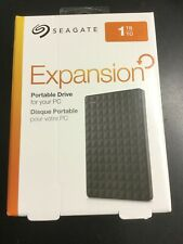 Seagate Expansion 1 TB Portable External HD USB 3.0 (STEA1000400) #4870