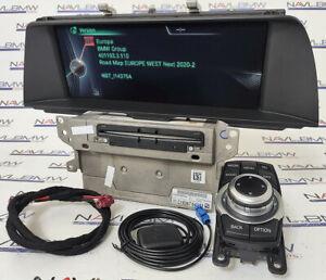 BMW 5 F10 F11 NBT HIGH PROFESSIONAL GPS SAT NAVIGATION SYSTEM iDrive 2021 Maps