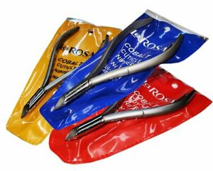 Larosa Professional Cuticle Nipper Cobalt