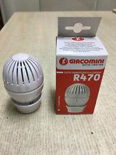 Giacomini R470 Testa Termostatica a Liquido (R470X001)