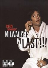 Rufus Wainwright - Milwaukee at Last!!! (DVD, 2009, Decca) NEW & SEALED