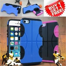 Hard Heavy Duty Case Cover iPhone 5  iPhone 5s iPhone5 tough brand new for Apple