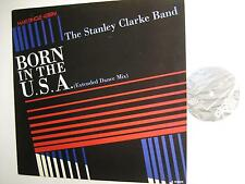 "Stanley Clarke ""Born in the USA (extended dance mix)"""