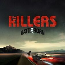 THE KILLERS - BATTLE BORN NEW VINYL RECORD