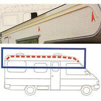Fiamma Drip Stop 300cm Anti Rain Rail Caravan Motorhome Self Adhesive Strip